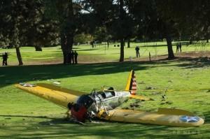 ハリソンフォード事故